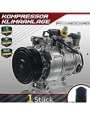 Compresor de aire acondicionado para A4 8E2 B6 8EC 8ED 8E5 B7 8ED 8H7 8HE A6 4F2 4FH 4F5 C6 Exeo 3R2 3R5 2000-2011 4F0260805G