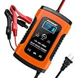 YONHAN Car Battery Charger Automotive 12V 5A Smart Battery Maintainer...