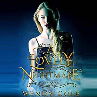 A Lovely Nightmare: A Paranormal Romance Novel audiobook cover art