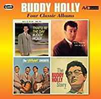 HOLLY - FOUR CLASSIC ALBUMS (IMPORT)