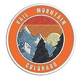 Vail Mountain, Colorado...image