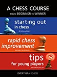A Chess Course From Beginner To Winner-Jacobs, Byron De La Maza, Michael Sadler, Matthew