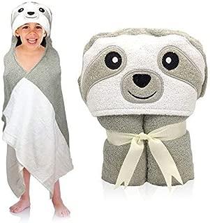Best sloth hooded towel Reviews