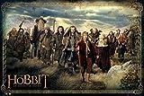 GB Eye 61x 91.5cm The Hobbit Cast Maxi Poster