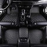 GLLXPZ Alfombrillas de Coche Personalizadas, para BMW Z3 Z4 Z8 E36 E52 E86 E85 E89 G29, Alfombrillas Antideslizantes con Revestimiento Completo