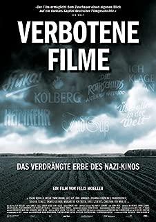 Forbidden Films Verbotene Filme  NON-USA FORMAT, PAL, Reg.0 Germany