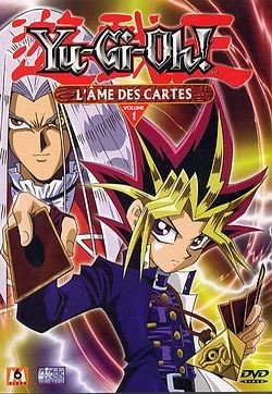 Yu-Gi-Oh ! - Vol.1 : L'Âme des cartes (3 épisodes)