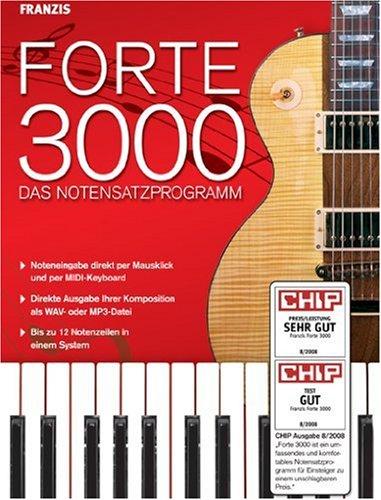 Franzis Forte 3000 Bild