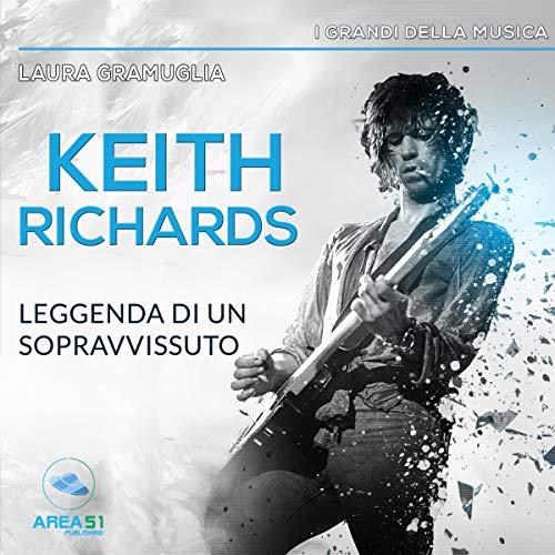 Keith Richards copertina