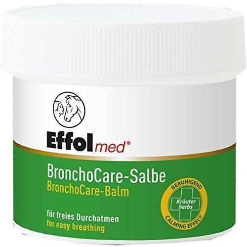 Effol med BronchoCare-Salbe für freies Durchatmen bei Pferden 150 ml Creme für die Nüstern