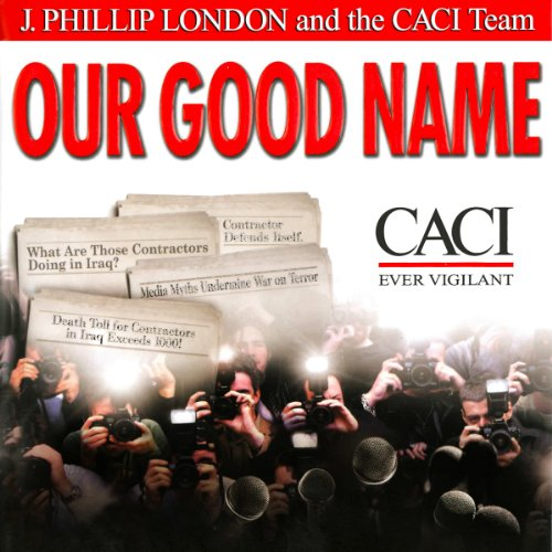 Our Good Name audiobook cover art