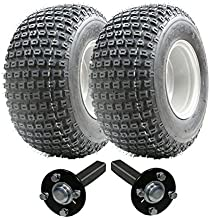 ATV kit de remolque - Quad trailer - ruedas Wanda + Steel Press producción de cubo / talón, sin enganche 200kg
