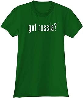 got Russia? - A Soft & Comfortable Women's Junior Cut T-Shirt