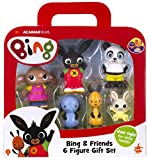 Bing 3519 & Friends 6 Figuras de Regalo, Set