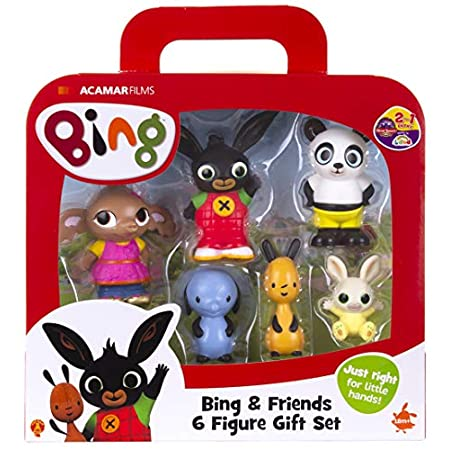 Bing & Friends Set da 6 Personaggi