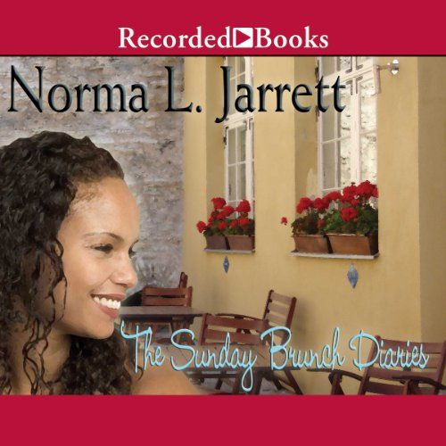 The Sunday Brunch Diaries audiobook cover art