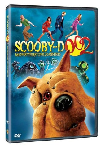 Scooby-Doo 2: Monsters Unleashed [DVD] [2004]