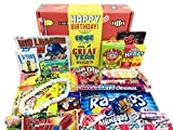 Woodstock Candy ~ 1981 40th Birthday Retro Decade 80s Candy Gag Gift Basket Box Assortment From Childhood - Milestone Birthday Gifts for 40 Years Old Man or Woman Jr
