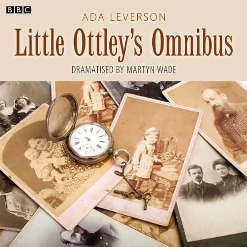 The Little Ottleys Omnibus (Dramatised) audiobook cover art