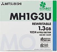 三菱化学メディア MO 5インチ 1.3GB 1枚スリーブケース入 MH1G3U