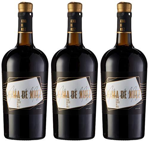 Alma de nuez Vinos dulces naturales - 3x700 ml - Total: 2100ml