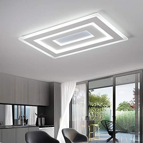 Lámpara LED de techo para cocina, iluminación interior, para comedor, salón, lámpara...