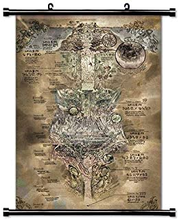 Best made in abyss wall scroll Reviews