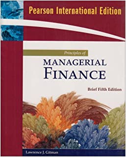 Principles of Managerial Finance Brief plus MyLab Finance Student Access Kit: International Edition