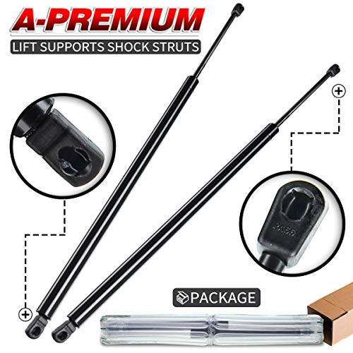 A-Premium Tailgate Rear Hatch Lift Supports Struts Replacement for Town & Country Grand Caravan 2-PC Set