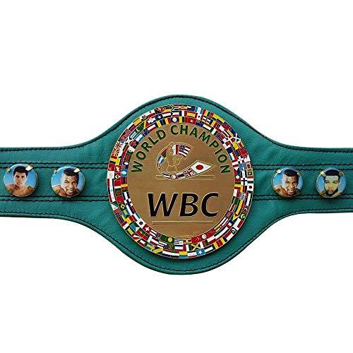 House of Highland 77 WBC Championships Boxing Belt Mini Champion Ship Small Belt