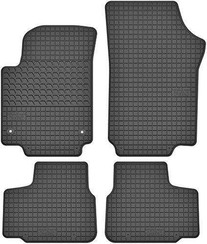 Motohobby Gummimatten Gummi Fußmatten Satz für Skoda Citigo/Seat MII/VW Volkswagen UP! (ab 2011) - Passgenau