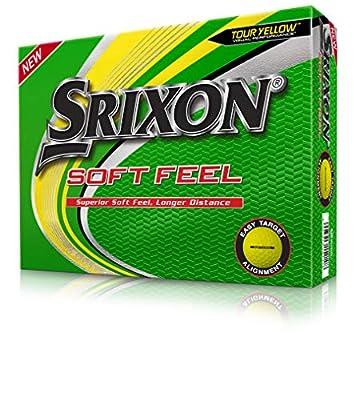 Srixon Soft Feel 12 TYL, Yellow