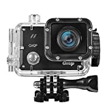 GitUp Git2P Pro 2K WiFi Action Camera 170 Degree Lens Sport DV