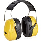 PRETEX Professional Cup Ear Defenders for Noise Levels up to 98 dB, Comfortable Due to Light-Weight and...