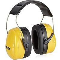 Pretex Protección auditiva profesional con SNR 98 dB, gran comodidad, peso li...