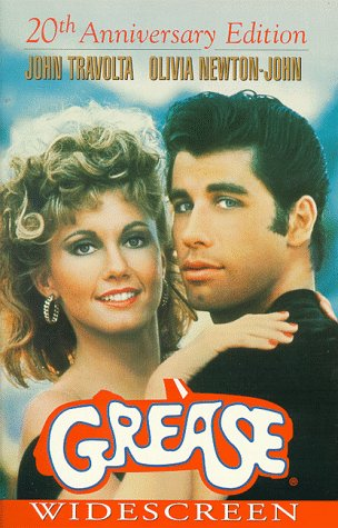 Grease (Widescreen Edition) [VHS]