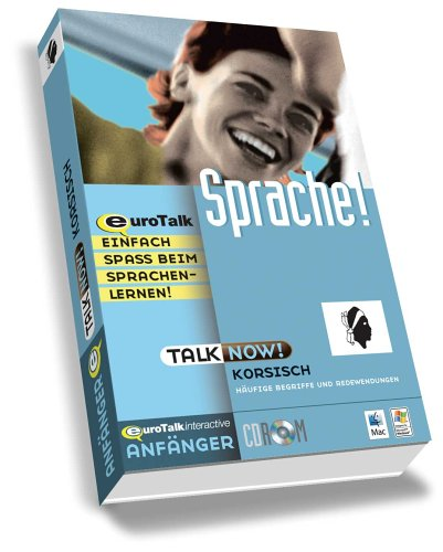 Preisvergleich Produktbild Talk Now Learn Corsican: Essential Words and Phrases for Absolute Beginners (PC / Mac)