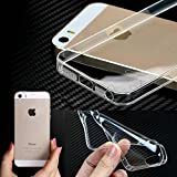 Defender Ultra Thin 0.3mm Clear Transparent Flexible Soft TPU Slim Back Case Cover