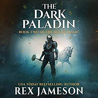 The Dark Paladin cover art