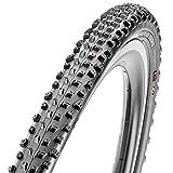 Maxxis All Terrane 120 - Neumático Plegable de Doble Compuesto para Todo Tipo de terranes, Negro, 700 x 33 c
