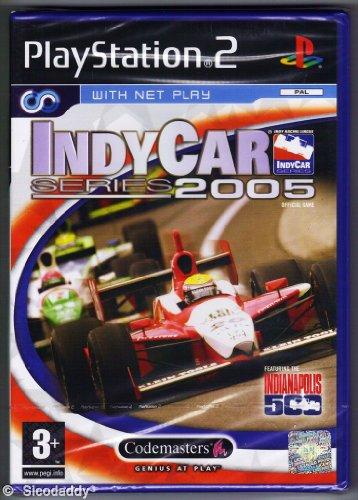 Indycar Series 2005 (PS2) [PlayStation2]