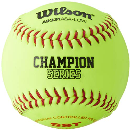 12 Pack Of Wilson Series Softballs For $39.89 Shipped From Amazon