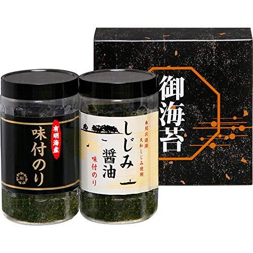 有明海産&しじみ醤油味付のり ( 700-5525r )