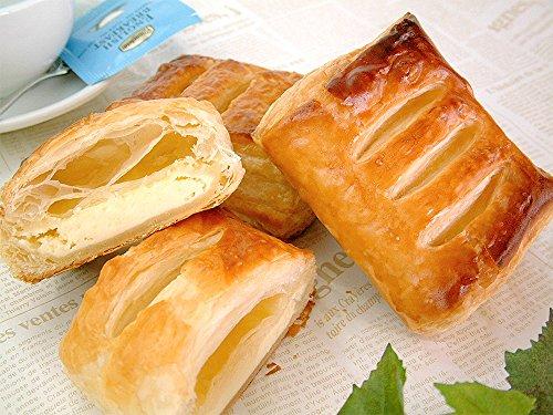 冷凍生地 クリームチーズパイ shikisima 発酵不要 業務用 1ケース 78g×60