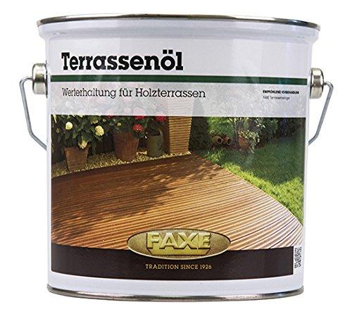Faxe | Terrassenöl Farbe Douglasie