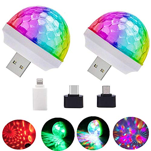 Mini USB Lights are fun Easter basket gifts for teens