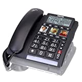 Switel TF550 Amplified Corded Phone With Photo Buttons (Generalüberholt)