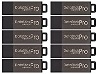 Centon MP Valuepack USB 2.0 Datastick Pro (Grey) 8GB 100Pack S1-U2P1-8G100PK [並行輸入品]