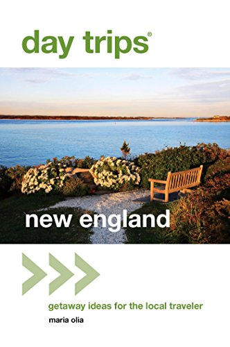 Day Trips® New England: Getaway Ideas for the Local Traveler (Day Trips Series)