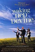 Waking Ned Devine Movie Poster (27 x 40 Inches - 69cm x 102cm) (1998) Style B -(Ian Bannen)(David Kelly)(Fionnula Flanagan)(Susan Lynch)(James Nesbitt)(Maura O'Malley) by MG Poster